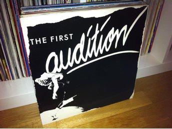 The First Audition LP 1983 (Christer Björkman) Borås