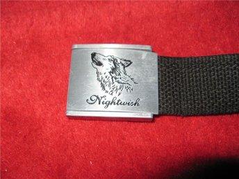 NIGHTWISH bälte skärp 110 cm - Gävle - NIGHTWISH bälte skärp 110 cm - Gävle