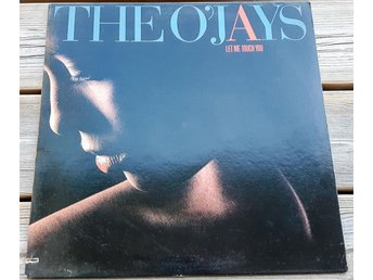Vinyl LP The O'Jays – Let Me Touch You, Soul, ST 53036, US 1987