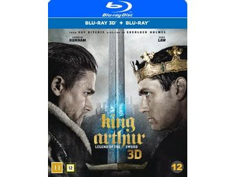 King Arthur - Legend of the sword 3D (Blu-ray 3D + Blu-ray)