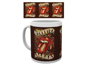 Mugg - Musik - The Rolling Stones Tattoo (MG2684)