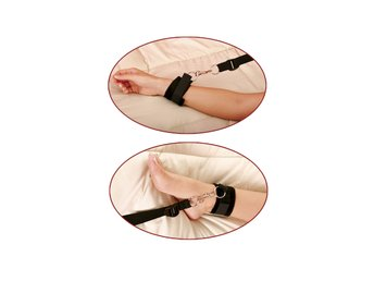 Bed Bindings Restraint Kit