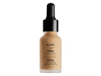 NYX PROF. MAKEUP Total Control Drop Foundation - Beige 13ml