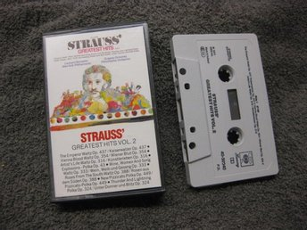 Strauss Greatest Hits Vol.2