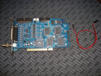 Watchdog PCI-kort 94V-O