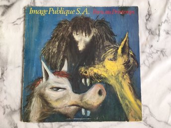Public Image Ltd - Paris au Printemps -  Vinyl LP