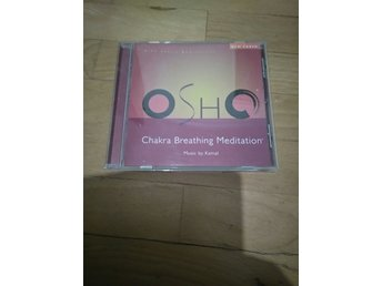 Cd Chakra breathing meditation osho. (yoga, Indien)
