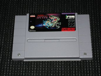 SNES Super R Type  NTSC