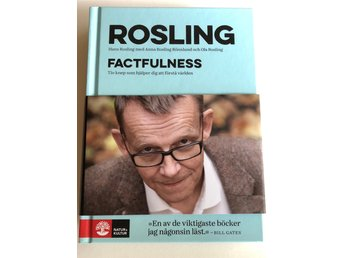 Bok factfulness av Rosling