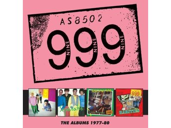 999: The albums 1977-80 (4 CD)