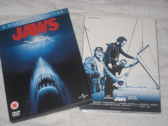 JAWS (SWEDISH TEXT)