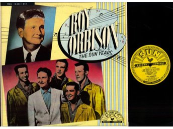 ROY ORBISON - THE SUN YEARS - GF - 2-LP