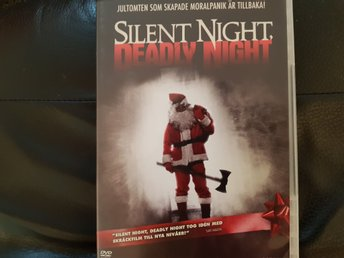 Dvdfilm. Silent night deadly night