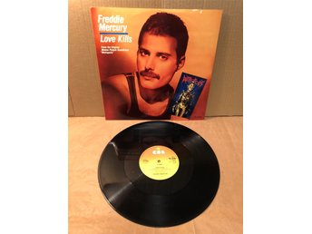 Freddie Mercury - Love Kills Maxi 12:a!