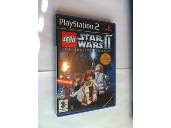 PS2: LEGO: Star Wars II (2) - The Original Trilogy