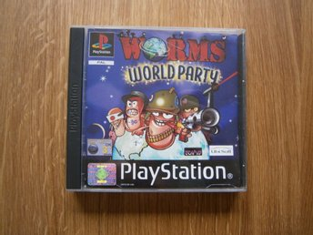 WORMS World Party - PS 1