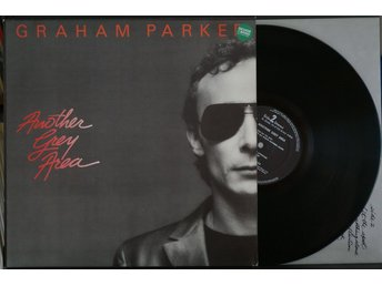Graham Parker - Another Grey Area - LP