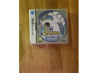 Pokemon Soul Silver, Nintendo DS, PAL