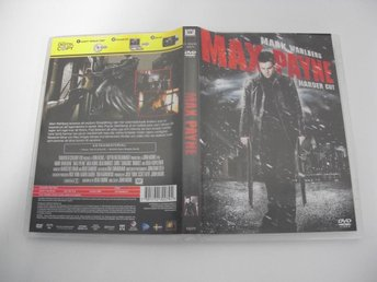 Max Payne - Mark Wahlberg - 2 Disc