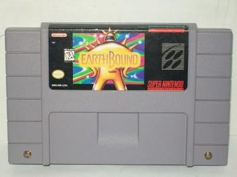 Earthbound - USA - Super Nintendo