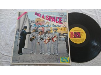 The Spotnicks - Out-A Space