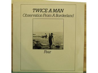"12"". TWICA MAN - OBSERVATION FROM A BOARDERLAND."