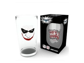 Batman Ölglas Joker Pint