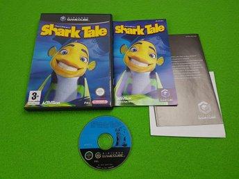 Shark Tale GameCube Game Cube - Hägersten - Shark Tale GameCube Game Cube - Hägersten