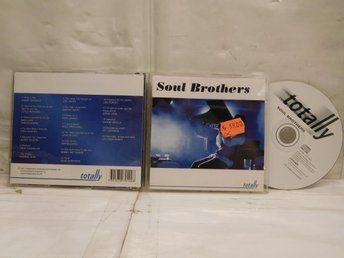 SOUL BROTHERS - V/A - TOTALLY