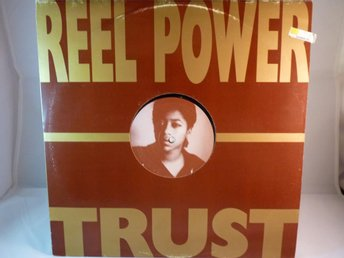 REEL POWER /GLADYS DELPILAR - TRUST (MAXI SINGLE -VINYL)