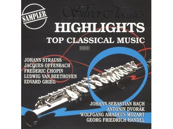 Highlights: Top Classical Music - 1990 - CD