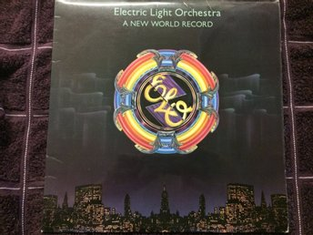 Electric Light Orchestra: A New World Record (1976/UK Org./Jeff Lynne) - Sollerön - Electric Light Orchestra: A New World Record (1976/UK Org./Jeff Lynne) - Sollerön