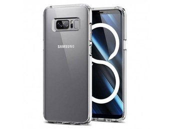Clear Hard Case Samsung Galaxy Note 8 Färg: Transparent