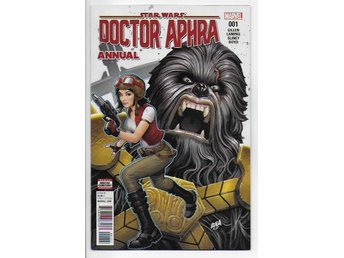 Doctor Aphra Annual # 1 NM Ny Import