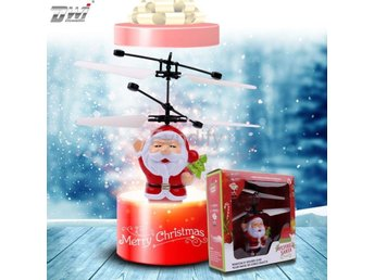 RC Helicopter Flying Santa Claus