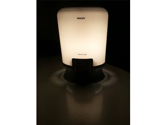 Philips Wake.up Light HF3461 med radio (FM)