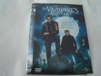 DVD-THE VAMPIRE'S ASSISTANT