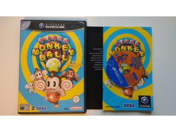 Nintendo GameCube: Super Monkey Ball 2