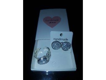 Egentillverkade smycken silver presenttips mors.. (336001948) ᐈ Köp ... 106e4121151ae