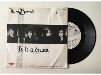"The Damned ""Is It A Dream"" 1985"