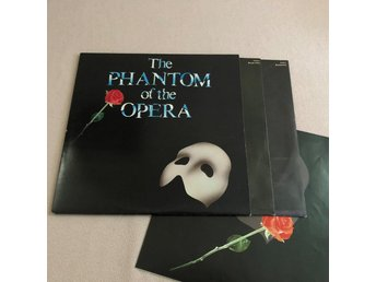 PHANTOM OF THE OPERA 2xLP UK -87
