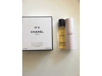 Chanel 5 no 5 refill chanel chance twist