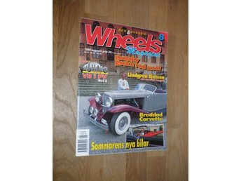 Wheels Magazine - Nr 8 - 1996