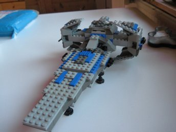 Lego 7151 Star Wars Sith Infiltrator