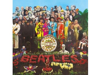 Beatles: Sgt Pepper's Lonely Hearts Club Band (Vinyl LP)