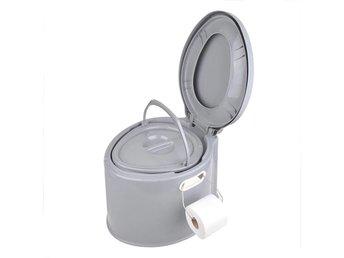 Toppen ProPlus Portabel toalett 7L grå (358148394) ᐈ vidaXL på Tradera WR-08