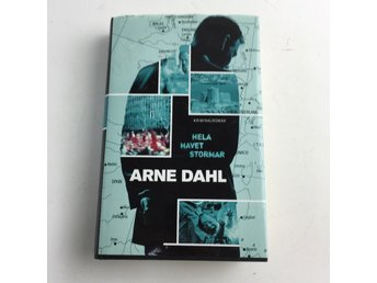 Bok Hela Havet Stormar Arne Dahl Inbun 363924494 ᐈ