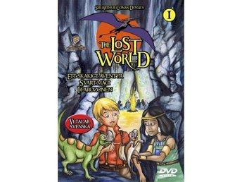 The Lost World 1 - Ett skakigt äventyr