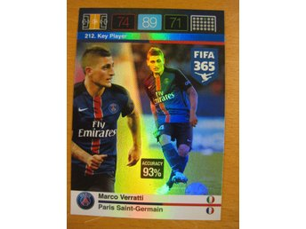 KEY PLAYER - MARCO VERRATTI - PARIS SG - ADRENALYN - FIFA 365