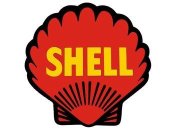 shell dekal stor - Tanumshede - shell dekal stor - Tanumshede